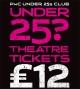 Old Vic U25s Theatre Tickets