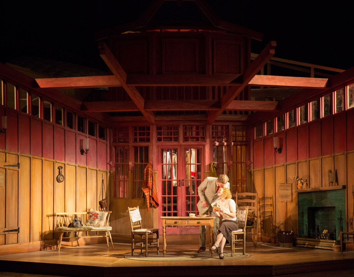 Strange Interlude Review, Eugene O'Neill, National Theatre