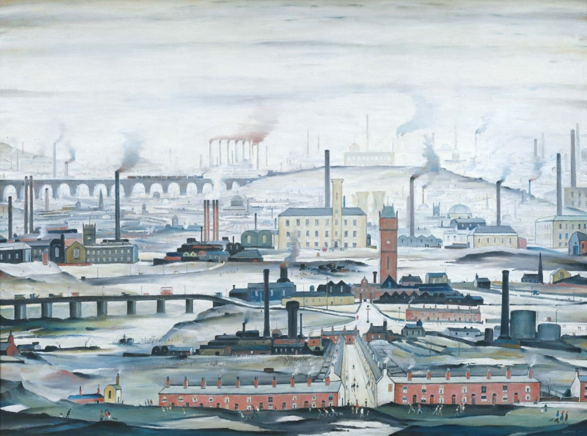 Lowry and the Painting of Modern Life: Review
