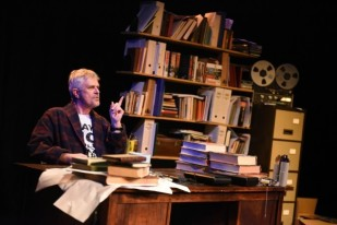 Based on the diaries of Tony Benn, one of Britain's most respected, divisive and celebrated politicians, this new play examines the struggle of a man who realises that maybe it is time to withdraw from the fight, to let others take over, but just doesn't quite know how. Transferred from successful run at Nottingham Playhouse to The Bridge House Theatre SE20.