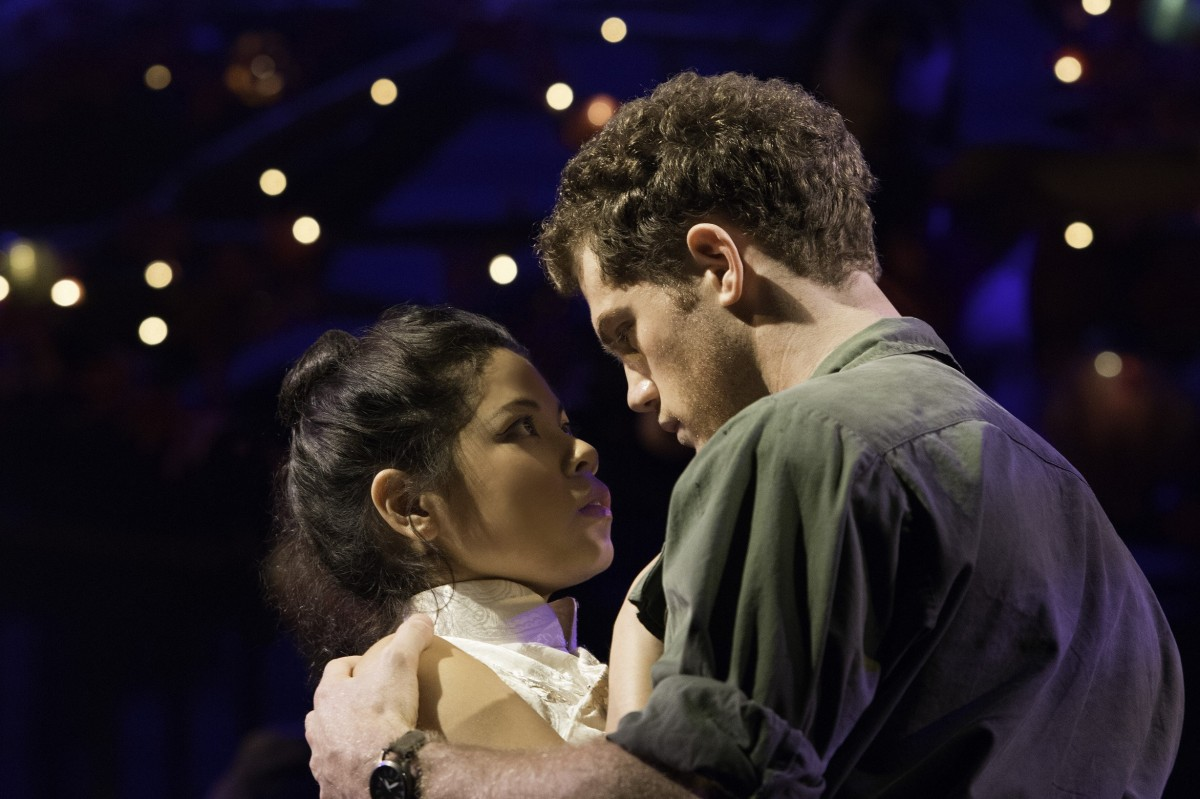 Miss Saigon at the Prince Edward Theatre - Review
