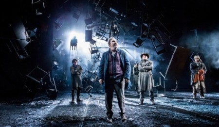 AS You Like It National Theatre Polly Findlay 2015
