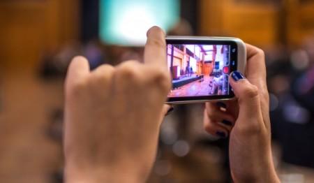 digital communications real live film theatre