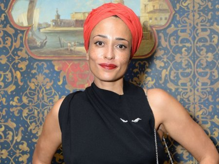 Zadie Smith Stylist conversation London review bookshop